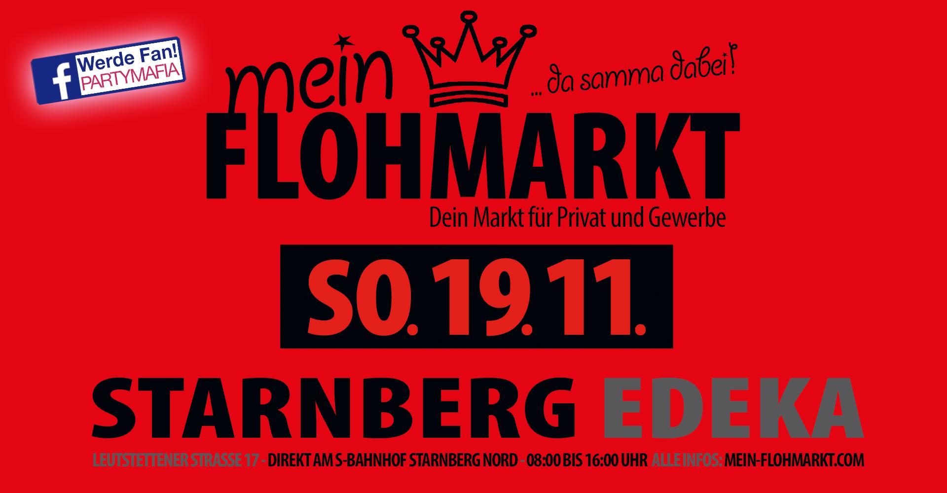 Flohmarkt Starnberg
