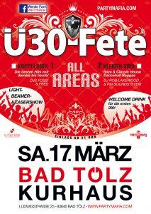Party Highlight in Bad Tölz: Die Ü30-Fete