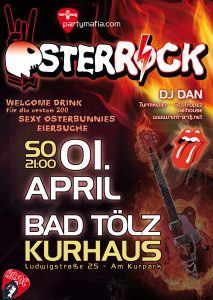 Rock, Party, Bad Tölz, Osterrock, Feiern